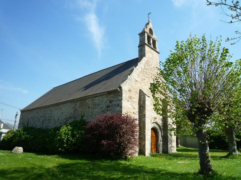 Chapelle de Pabu - Tréguidel