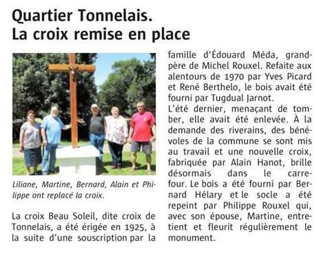 Croix de Tonnelais