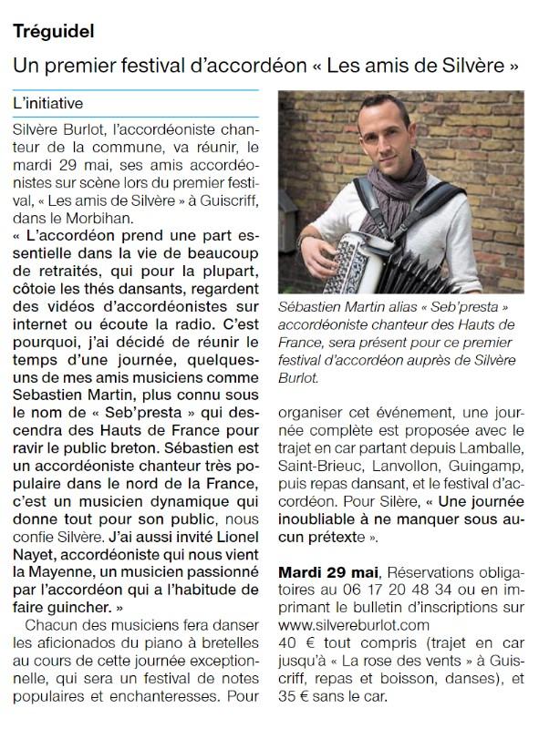 Festival accordéon