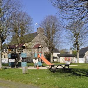 Place Bessin - Tréguidel
