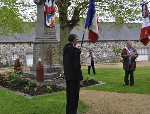 Commémoration du 08 mai 1945