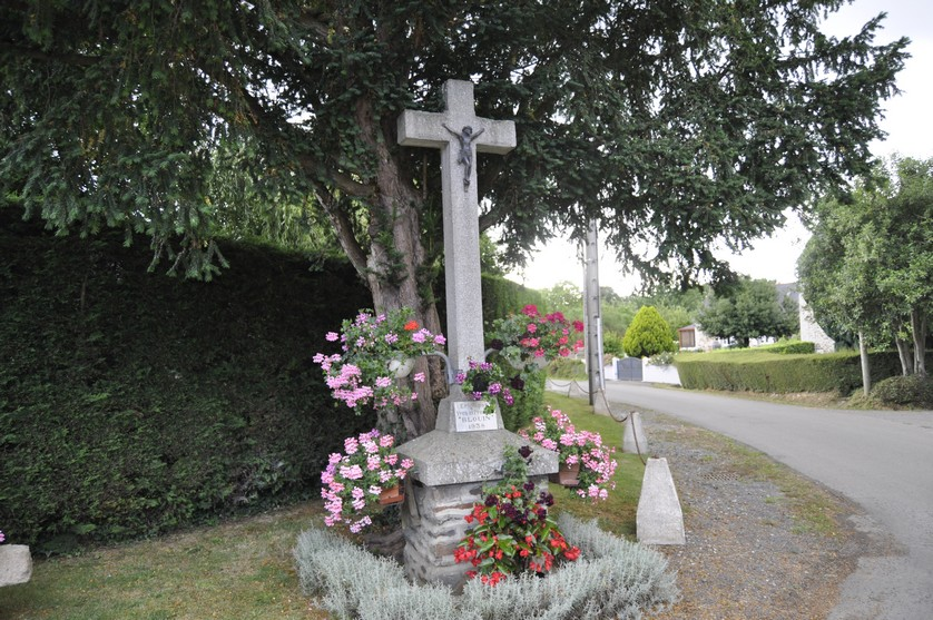 Croix de Goaderno - Tréguidel