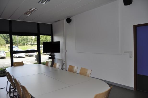 salle de visioconférence