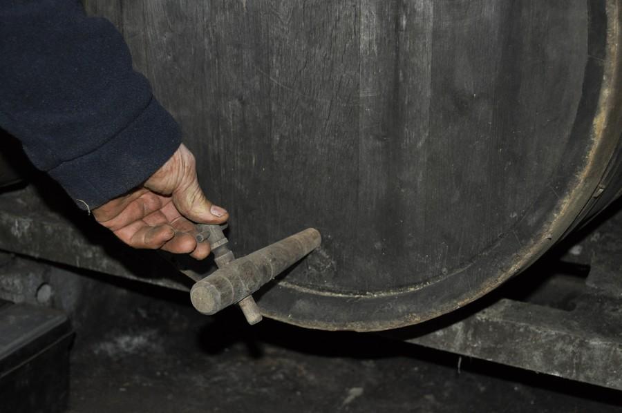 La préparation du cidre à l'ancienne