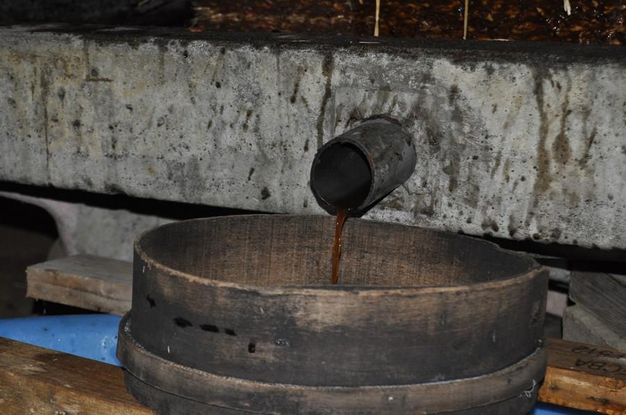 Fabrication du cidre à l'ancienne
