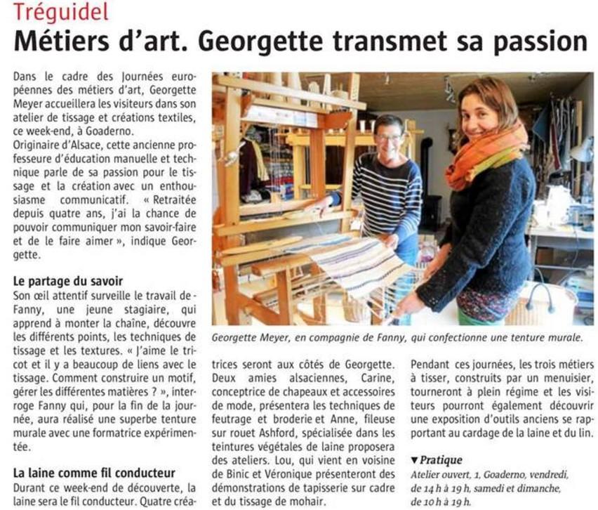 Georgette Meyer – Tréguidel