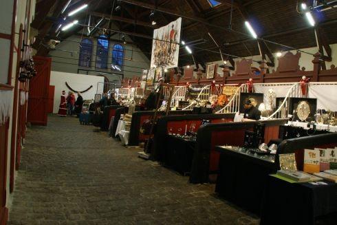 marché de noël lamballe
