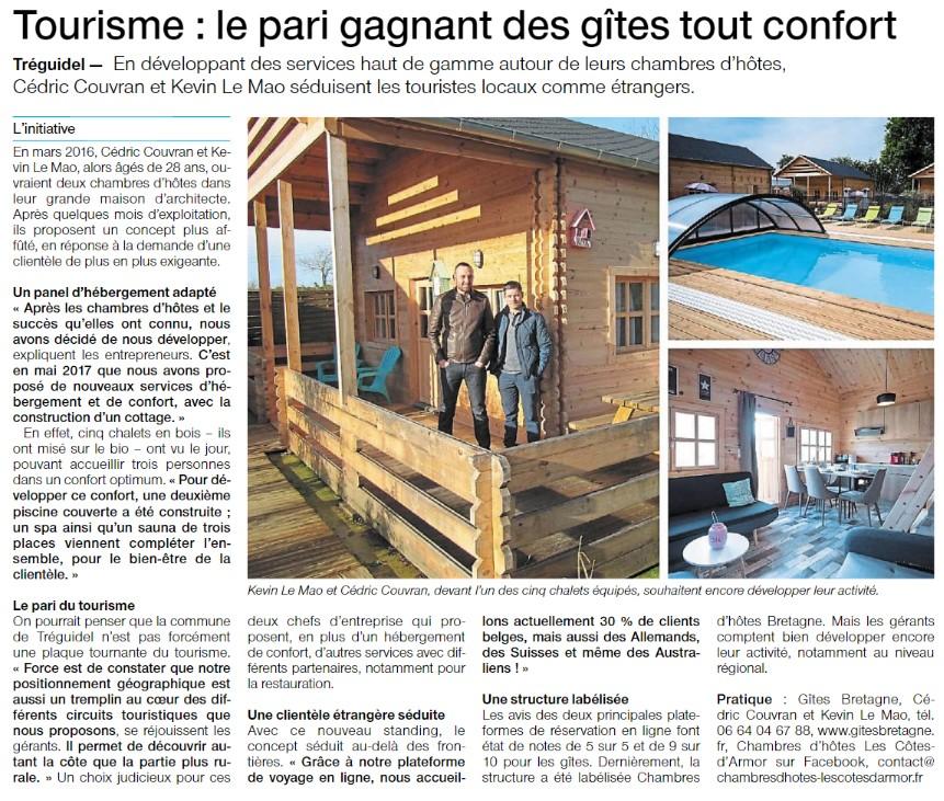 Chambres d'hôtes Côtes d'Armor