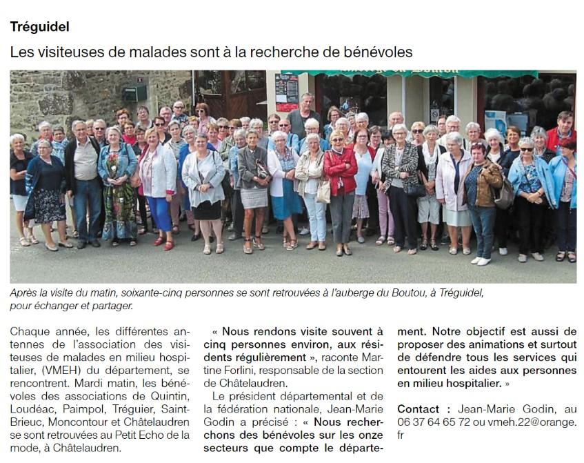 Les Visiteurs à Tréguidel