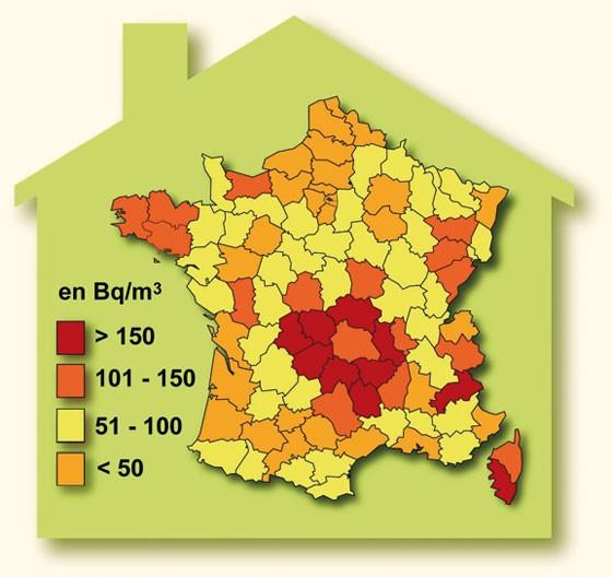 Potentiel radon Tréguidel