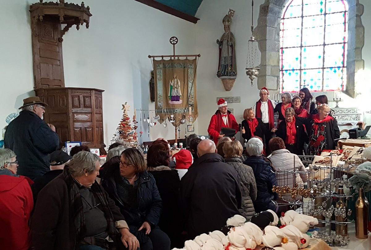Marché de Noël - Tréguidel