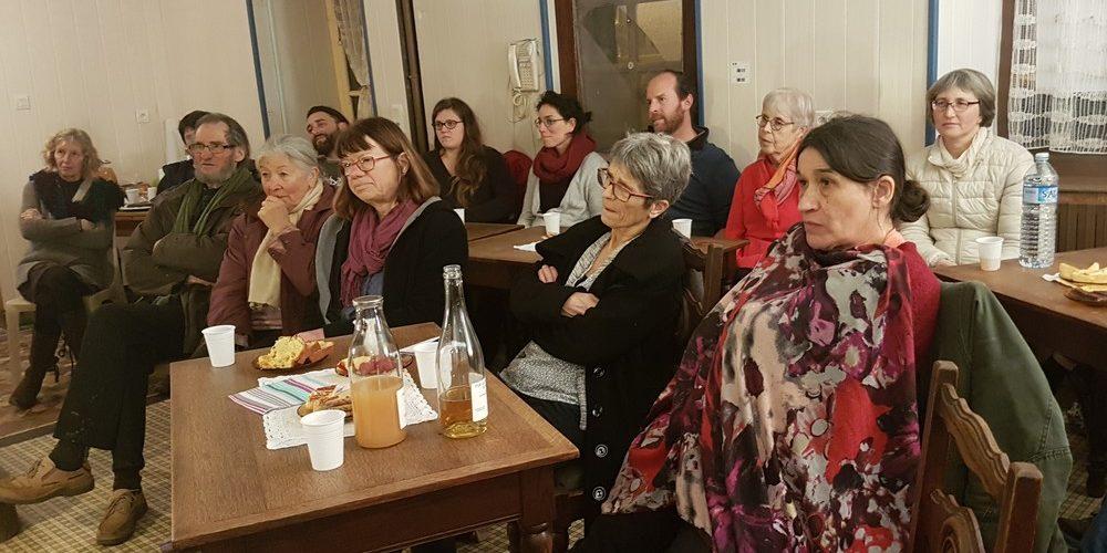 Nuit de la lecture 2019 à Tréguidel