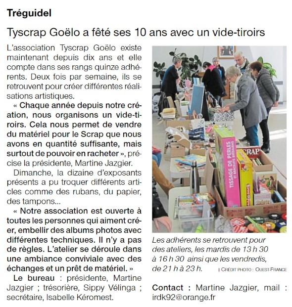 Tyscrap Goëlo Tréguidel