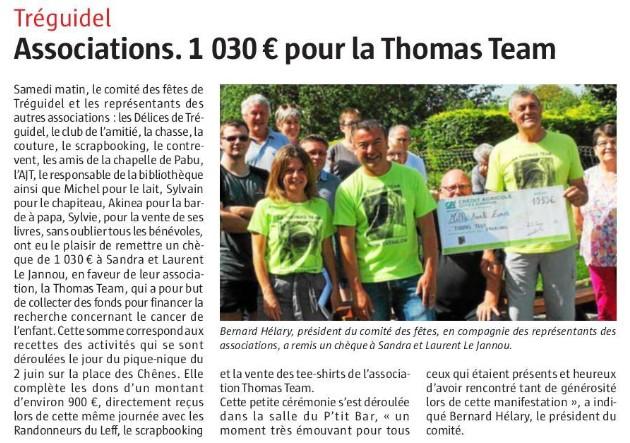 La Thomas Team